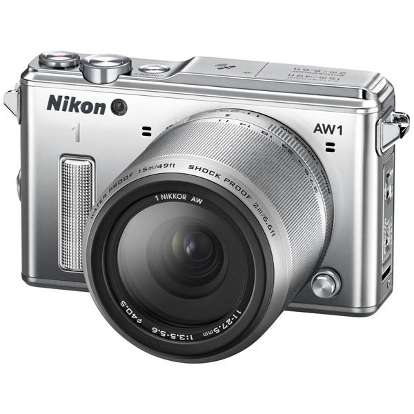 Фотоаппарат системный Nikon 1 AW1 (EP)SL S AW11-27.5