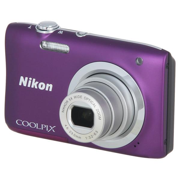 Фотоаппарат компактный Nikon Coolpix A100 Purple