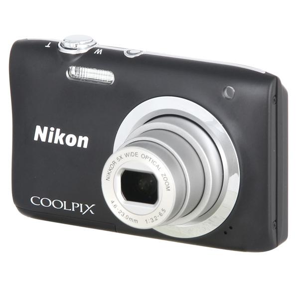 Фотоаппарат компактный Nikon Coolpix A100 Black
