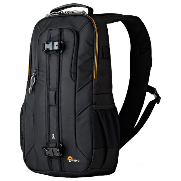 Рюкзак для фотоаппарата Lowepro Slingshot Edge 250 AW- Black/Noir черного цвета