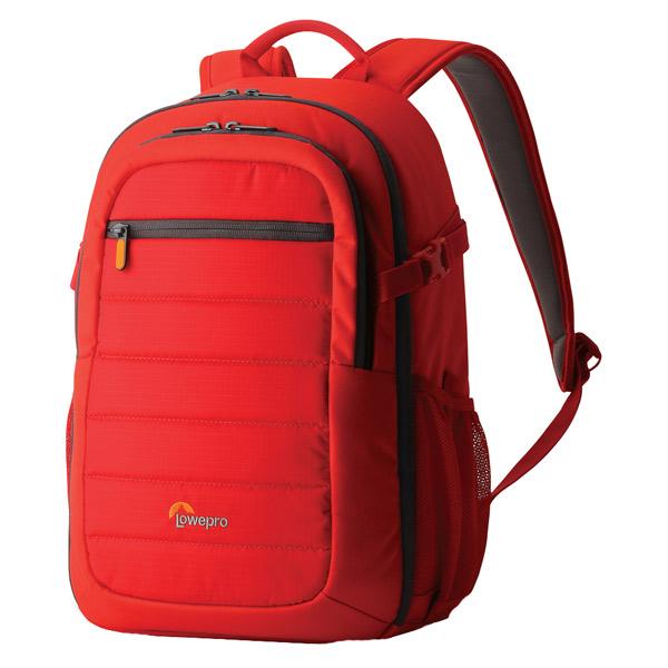 Рюкзак для фотоаппарата Lowepro Tahoe BP 150- Mineral Red/Mineral Rouge красного цвета