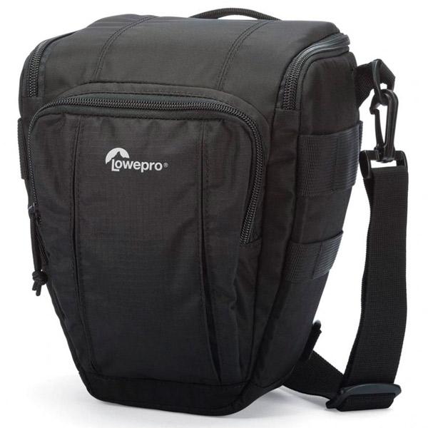Сумка Lowepro Toploader Zoom 50 AW II Black черного цвета