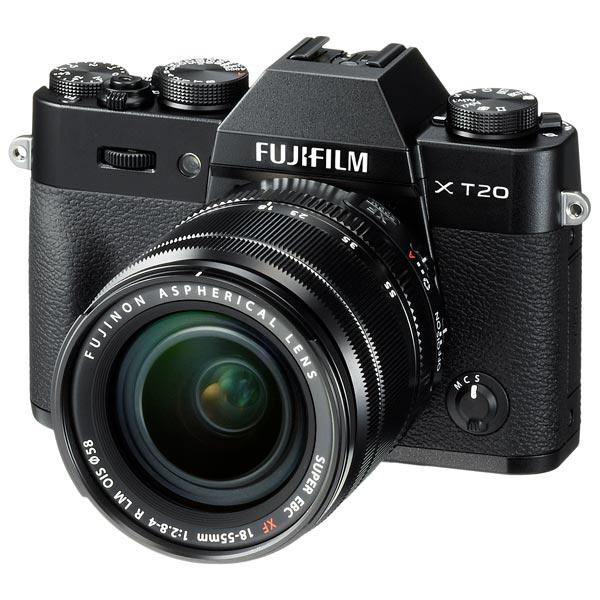 Фотоаппарат системный Fujifilm X-T20 KIT 18-55 Black