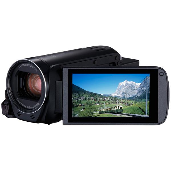 Видеокамера Full HD Canon Legria HF R806 Black