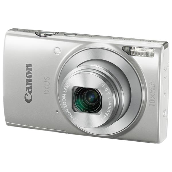 Фотоаппарат компактный Canon IXUS 190 Silver