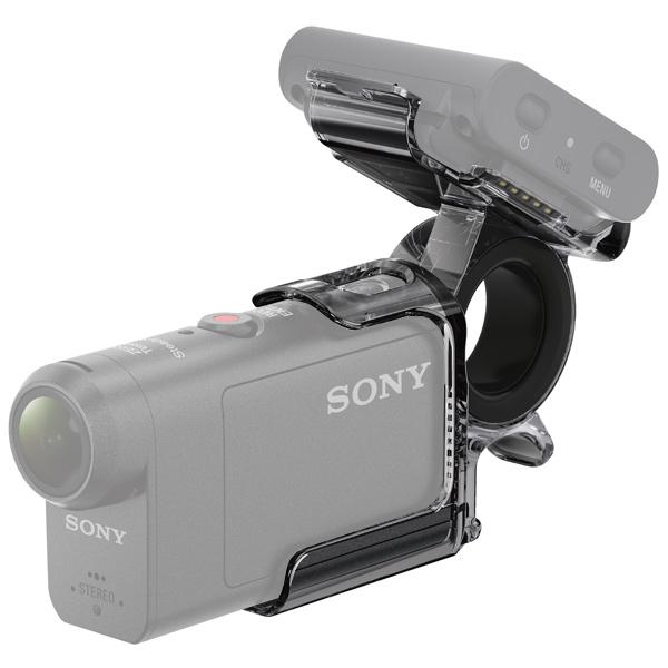 Аксессуар для экшн камер Sony Упор для пальцев (AKA-FGP1//C) черного цвета