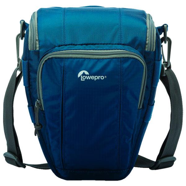 Сумка Lowepro Toploader Zoom 50 AW II Galaxy Blue/Bleu Galazie синего цвета
