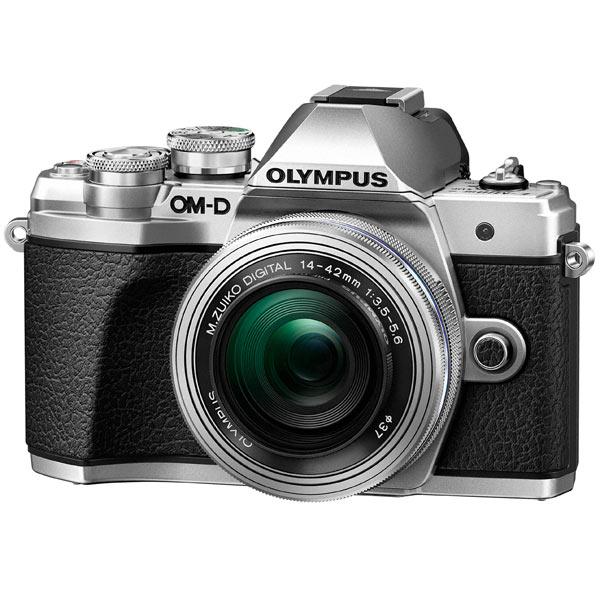 Фотоаппарат системный Olympus E-M10 Mark III Pancake Zoom kit фото