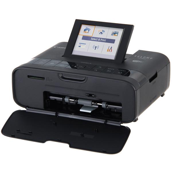 Компактный фотопринтер Canon SELPHY CP1300 Black цвет термоперенос