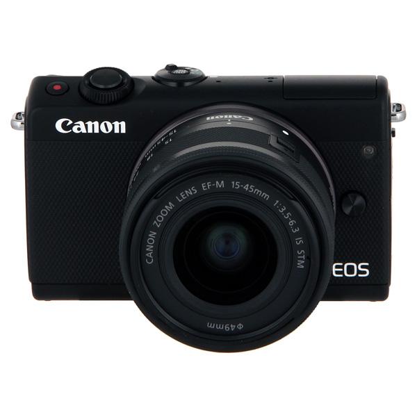 Фотоаппарат системный Canon EOS M100 EF-M15-45 IS STM Kit Black
