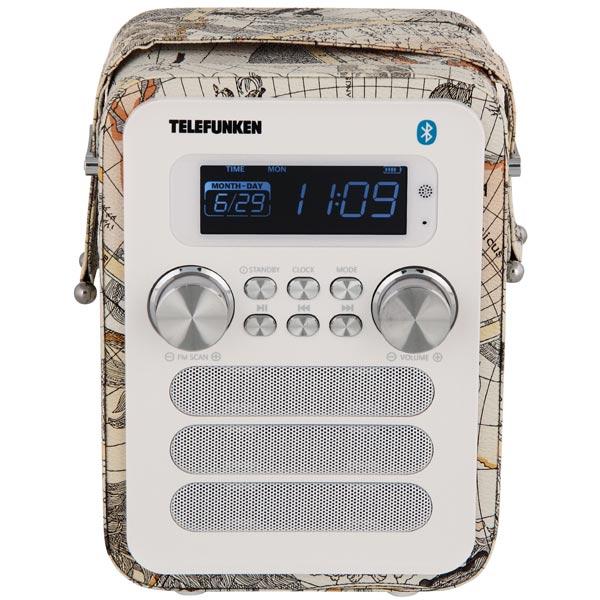 Радиоприемник Telefunken TF-1580UB фото