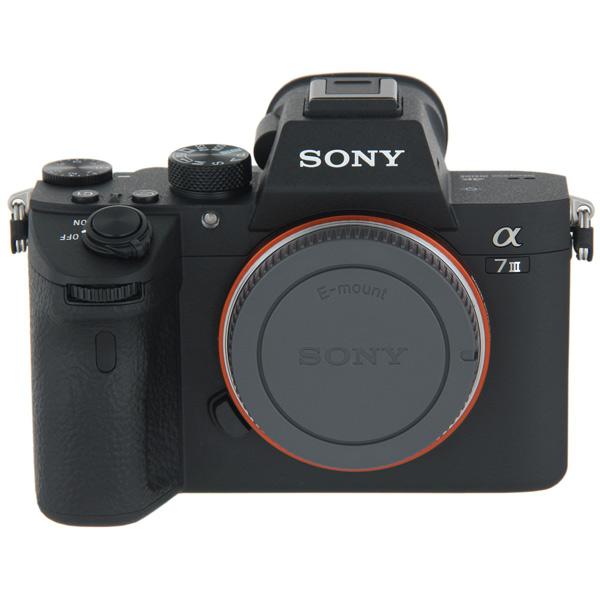 Фотоаппарат системный премиум Sony Alpha7 III (ILCE-7M3)