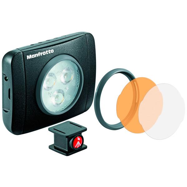 LED осветитель Manfrotto Осветитель LED Lumie Play (MLUMIEPL-BK) фото