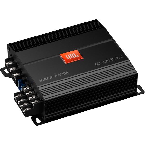 Автомобильный усилитель (4 канала) JBL Stage A6004