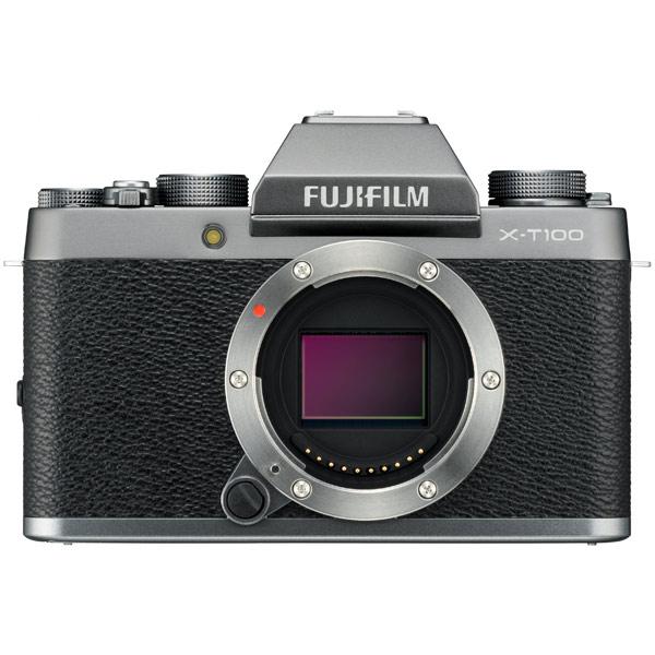 Фотоаппарат системный Fujifilm X-Т100 Body Dark Silver