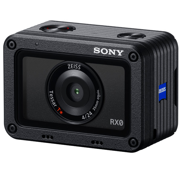 Фотоаппарат компактный Sony DSC-RX0 Black