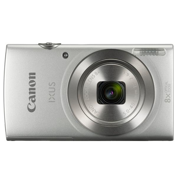 Фотоаппарат компактный Canon IXUS 185 Silver