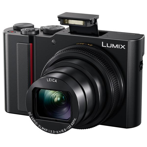 Фотоаппарат компактный Panasonic Lumix TZ200 Black (DC-TZ200EE-K)