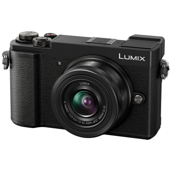 Фотоаппарат системный Panasonic Lumix GX9 Kit 12-32 Black (DC-GX9KEE-K)
