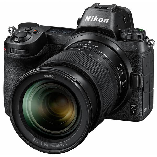 Фотоаппарат системный премиум Nikon Z7 24-70 Kit