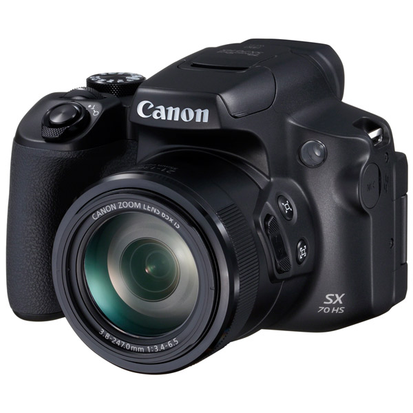 Фотоаппарат компактный Canon PowerShot SX70 HS