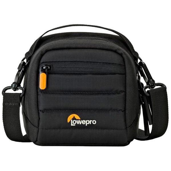 Сумка для компактных фотокамер Lowepro TahoeCS80черная черного цвета