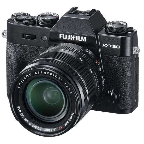 Фотоаппарат системный премиум Fujifilm X-T30 Kit 18-55 Black