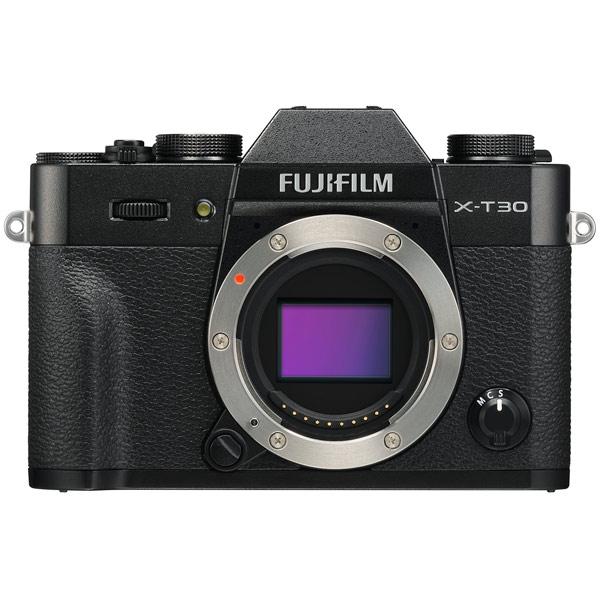 Фотоаппарат системный премиум Fujifilm X-T30 Body Black