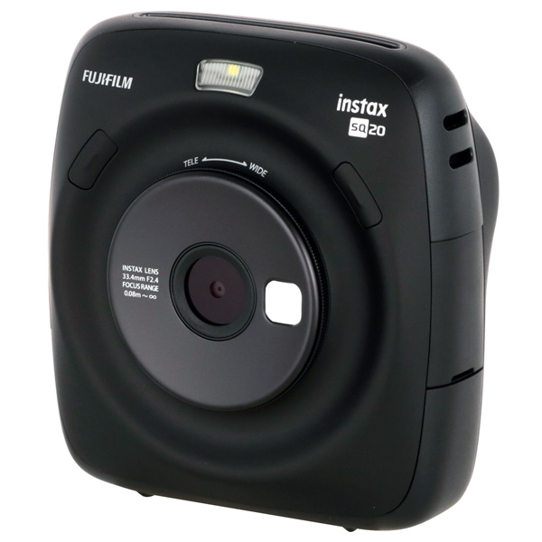 Фотоаппарат моментальной печати Fujifilm INSTAX SQUARE SQ 20 BLACK WW