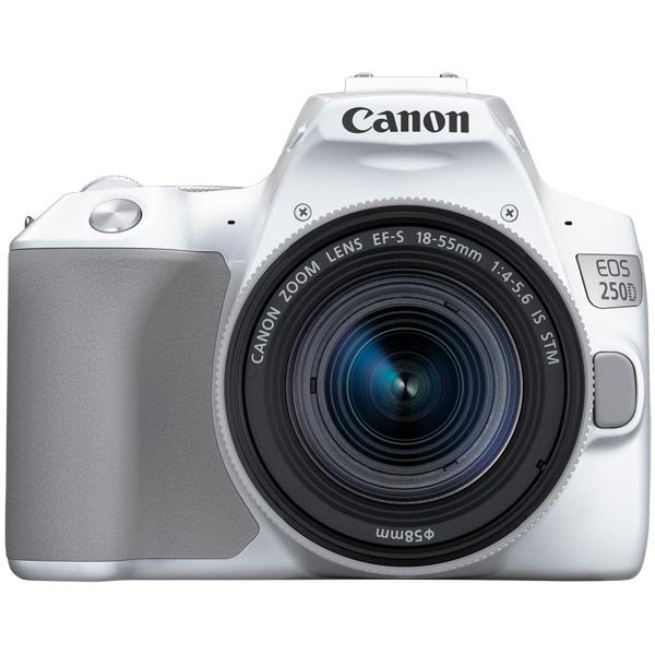 Фотоаппарат зеркальный Canon EOS 250D EF-S 18-55 IS STM Kit White