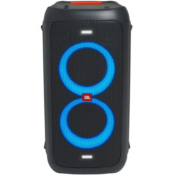 Музыкальная система Midi JBL PartyBox 100 Black фото