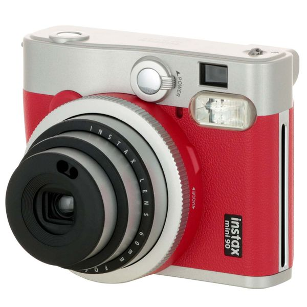 Фотоаппарат моментальной печати Fujifilm INSTAX MINI 90 RED