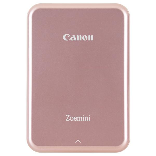 Компактный фотопринтер Canon Zoemini Rose Gold & White (PV-123-RGW)
