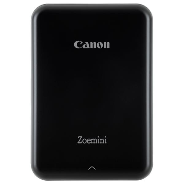 Компактный фотопринтер Canon Zoemini Black & Slate Grey (PV-123-BKS)