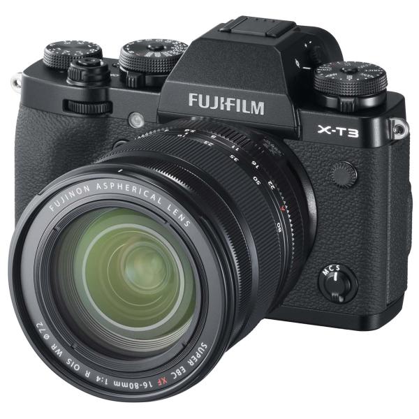 Фотоаппарат системный премиум Fujifilm X-T3 16-80 Black