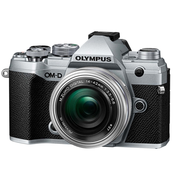 Фотоаппарат системный Olympus E-M5 Mark III (SLV) 14-42mm EZ (SLV)