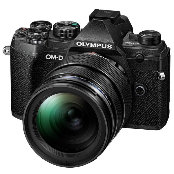 Фотоаппарат системный Olympus E-M5 Mark III (BLK) 12-40mm PRO (BLK)