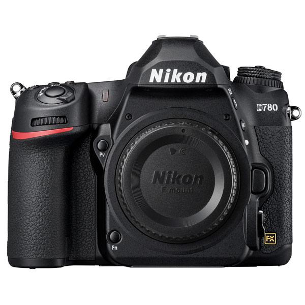 Фотоаппарат зеркальный Nikon D780 Body