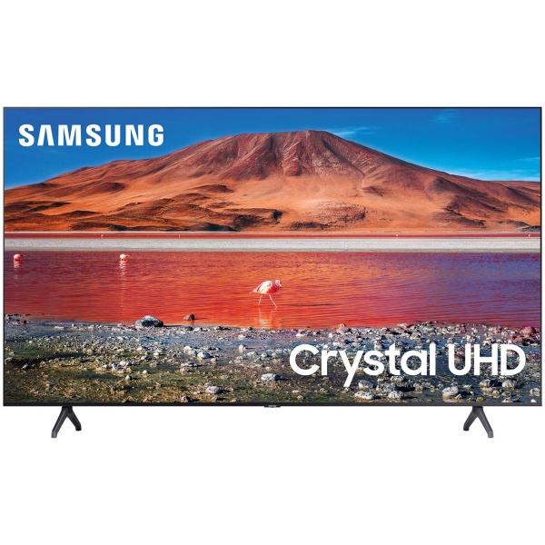 Купить Телевизор Samsung UE65TU7100U в каталоге интернет магазина М.Видео по выгодной цене с доставкой, отзывы, фотографии - Санкт-Петербург