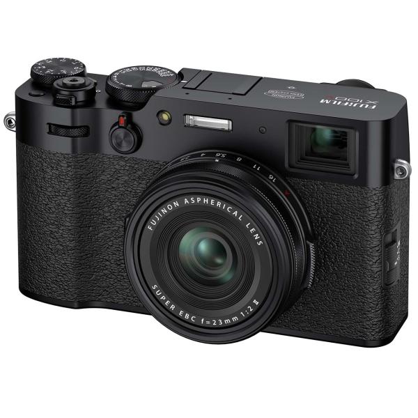Фотоаппарат компактный премиум Fujifilm X100V Black