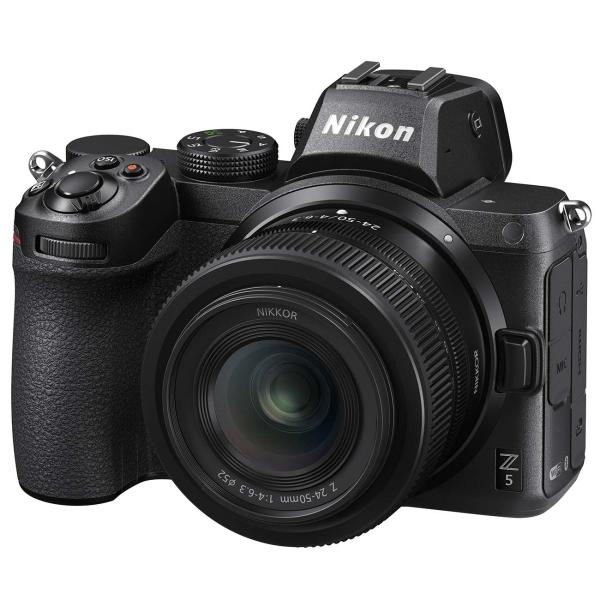 Фотоаппарат системный Nikon Z 5 Kit Nikkor Z 24-50mm f/4-6.3 (VOA040K001)