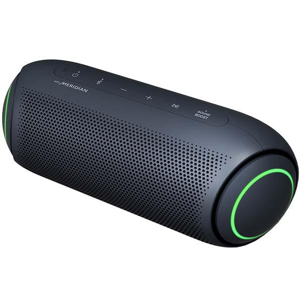 Купить Беспроводная акустика LG XBOOM Go PL7 Black в каталоге интернет магазина М.Видео по выгодной цене с доставкой, отзывы, фотографии - Санкт-Петербург
