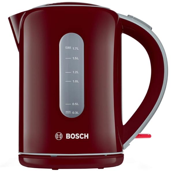 Купить Электрочайник Bosch TWK7604 в каталоге интернет магазина М.Видео по выгодной цене с доставкой, отзывы, фотографии - Самара