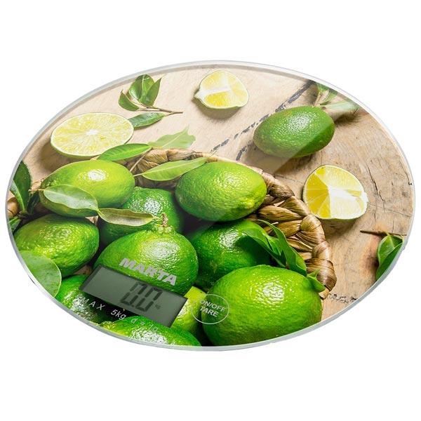 Весы кухонные Marta MT-1635 Citrus Fresh фото