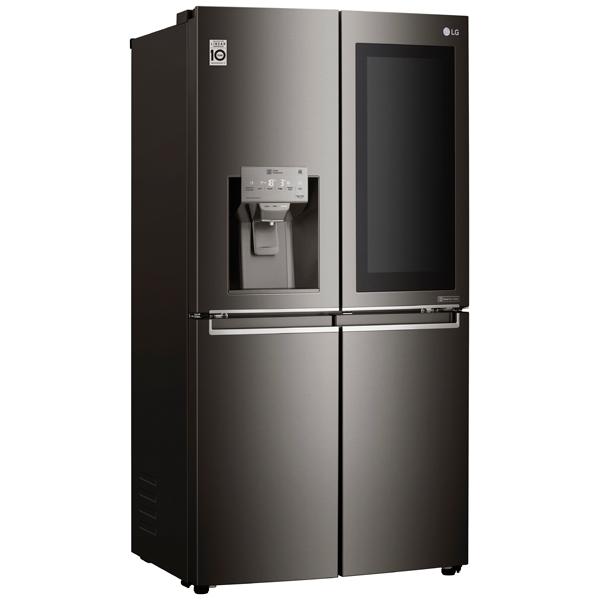 Купить Холодильник многодверный LG InstaView GR-X24FTKSB в каталоге интернет магазина М.Видео по выгодной цене с доставкой, отзывы, фотографии - Санкт-Петербург