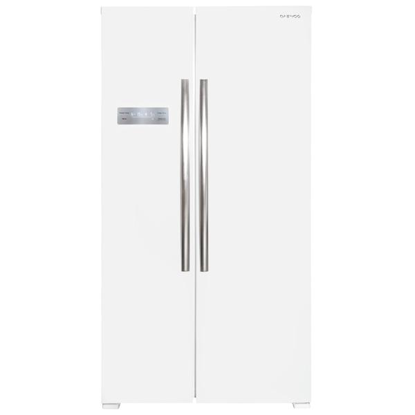 Купить Холодильник (Side-by-Side) Daewoo RSH5110WNG в каталоге интернет магазина М.Видео по выгодной цене с доставкой, отзывы, фотографии - Санкт-Петербург