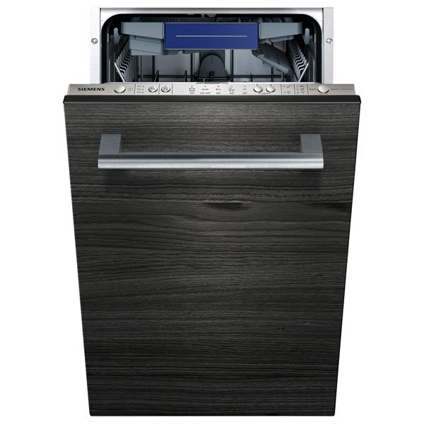 Купить Встраиваемая посудомоечная машина 45 см Siemens iQ100 SR615X83NR в каталоге интернет магазина М.Видео по выгодной цене с доставкой, отзывы, фотографии - Санкт-Петербург