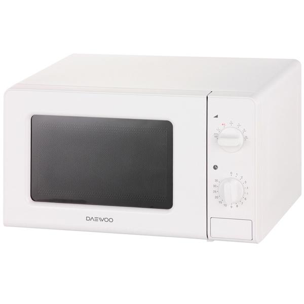 Купить Микроволновая печь соло Daewoo KOR-6607W в каталоге интернет магазина М.Видео по выгодной цене с доставкой, отзывы, фотографии - Санкт-Петербург