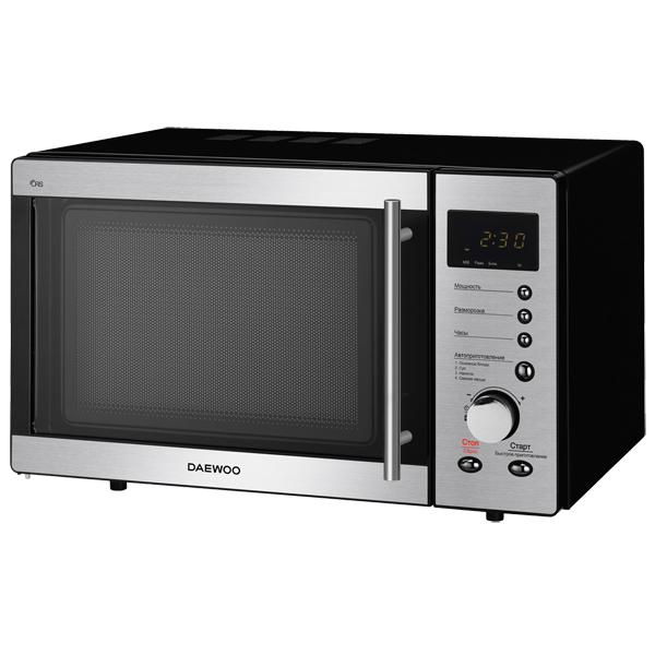 Купить Микроволновая печь соло Daewoo KOR-814RT1 в каталоге интернет магазина М.Видео по выгодной цене с доставкой, отзывы, фотографии - Санкт-Петербург