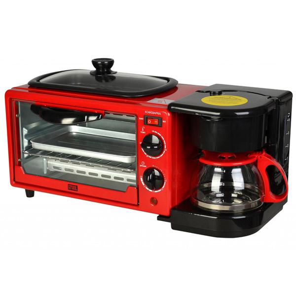 Мини-печь GFgril GFBB-7 Breakfast Bar - отзывы покупателей, владельцев в интернет магазине М.Видео - Самара - Самара